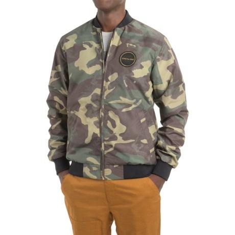 Burton Analog League Jacket - Insulated (For Men) in Surplus Camo