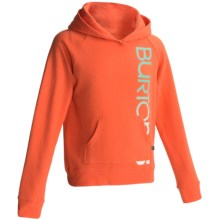 Burton Antidote Hoodie (For Girls) in Red Clay - Closeouts