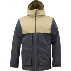 Burton Arctic Jacket - Insulated (For Men) in Sherwood/Grayeen
