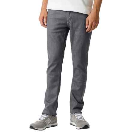 Burton B77 Skinny Jeans - Low Rise (For Men) in Gray - Closeouts
