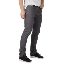 Burton B77 Slim Jeans - Low Rise (For Men) in Gray - Closeouts