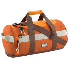 Burton Backhill 40L Duffel Bag - Tarpaulin in Desert Sunset Tarp - Closeouts