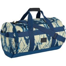 Burton Backhill Duffel Bag - 70L in Indigo Batik - Closeouts