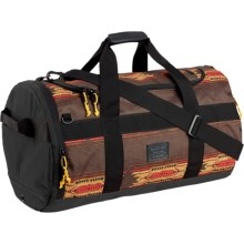 Burton Backhill Duffel Bag - 70L in Sierra Print - Closeouts