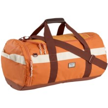 Burton Backhill Duffel Bag - 90L in Desert Sunset Tarp - Closeouts