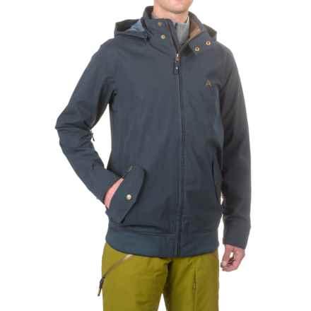 Burton Barracuda Jacket - Waterproof (For Men) in Eclipse - Closeouts