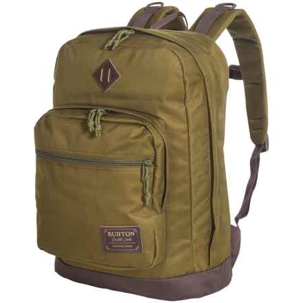 Burton Big Kettle 26L Backpack in Fir Twill - Closeouts