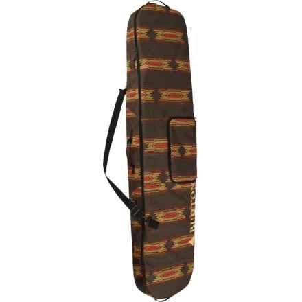 Burton Board Sack Snowboard Bag in Sierra Print - Closeouts