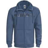 Burton Bonded Hooded Sweatshirt - Full Zip (For Men)