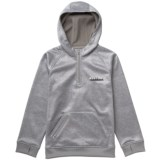 Burton Bonded Hoodie - Zip Neck (For Boys)