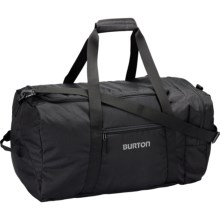 Burton Boothaus Duffel Bag - Large in True Black - Closeouts