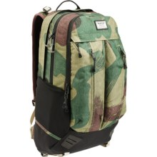 Burton Bravo 29L Backpack in Denison Camo - Closeouts