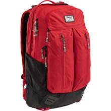 Burton Bravo 29L Backpack in Flame Triple Ripstop - Closeouts