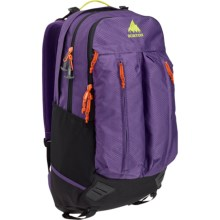 Burton Bravo 29L Backpack in Grape Crush Diamond Ripstop - Closeouts