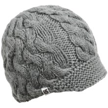 Burton Breanie Beanie Hat (For Women) in Ash Heather - Closeouts