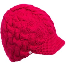 Burton Breanie Beanie Hat (For Women) in Cerise - Closeouts