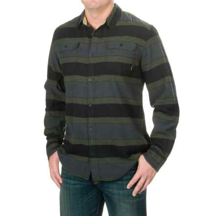 Burton Brighton Flannel Shirt - Long Sleeve (For Men) in Keef North End - Closeouts