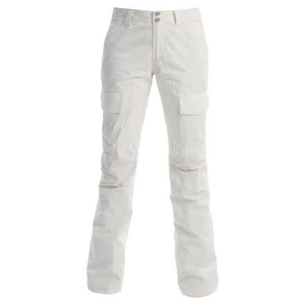 Burton Brink Gore-Tex® Snowboard Pants - Waterproof, Insulated (For Women) in Stout White - Closeouts
