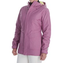 Burton Cadence Snowboard Jacket - Waterproof, Insulated (For Women) in Grapeseed - Closeouts