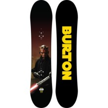 Burton Chopper Star Wars Snowboard (For Youth) in 130 Graphic - Closeouts