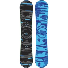 Burton Clash Snowboard in 151 Graphic - Closeouts