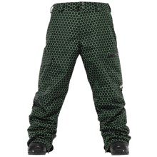 Burton Classic Cargo Snow Pants (For Men) in Astroturf Dot - Closeouts