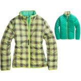 Burton Clone Insulator Jacket - Reversible (For Girls)