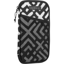Burton Co-Pilot Travel Case in Geo Print - Closeouts