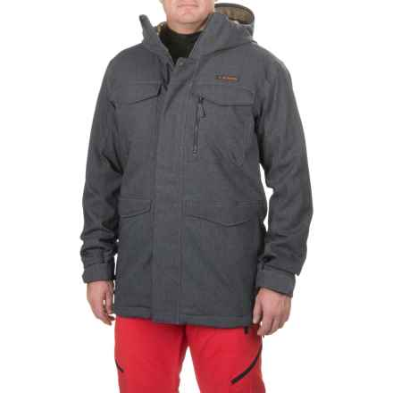 Burton Covert 2L Jacket - Insulated (For Men) in Denim - Closeouts