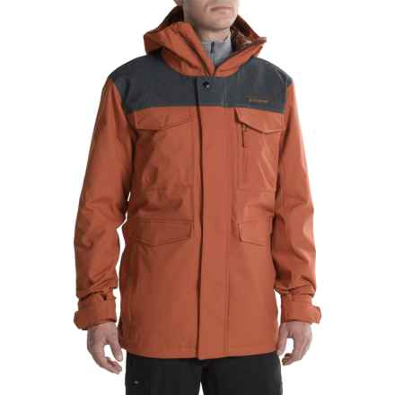 Burton Covert 2L Jacket - Insulated (For Men) in Picante/Denim - Closeouts