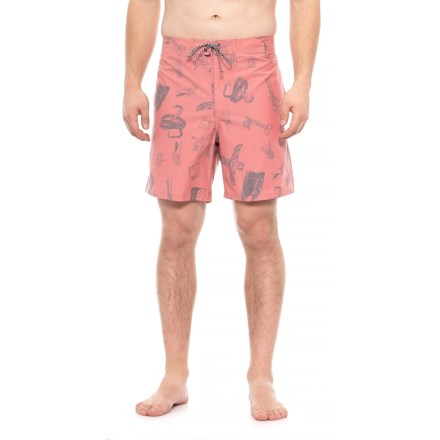 9f1c4584f6 Burton Creekside Boardshorts (For Men) in Tandori Freetime - Closeouts