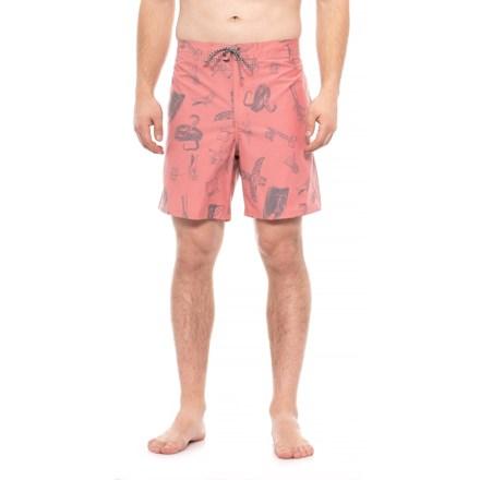 a8c0460c3b64a Burton Creekside Boardshorts (For Men) in Tandori Freetime - Closeouts