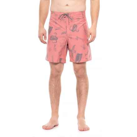 Burton Creekside Boardshorts (For Men) in Tandori Freetime - Closeouts