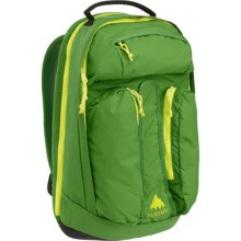 Burton Curbshark 26L Backpack in Online Lime Ripstop - Closeouts