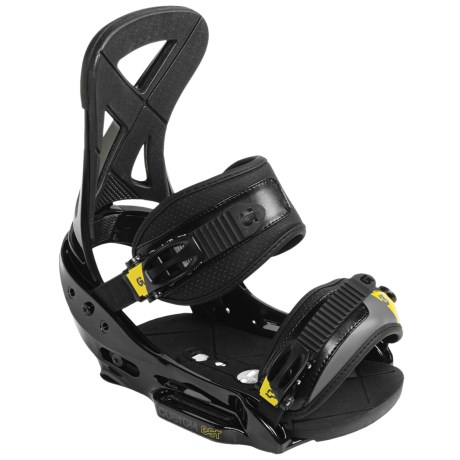 Burton Custom EST Snowboard Bindings in The Royals