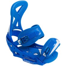 Burton Custom EST Snowboard Bindings in The Royals - Closeouts