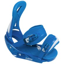 Burton Custom Snowboard Bindings in The Royals - Closeouts