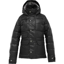 Burton Dandridge Down Jacket - 550 Fill Power (For Women) in True Black - Closeouts