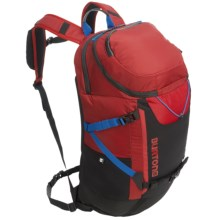 Burton Day Hiker Supreme Backpack - 32L in Flame Ripstop - Closeouts