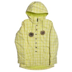 Burton Debbie Jacket - Insulated (For Juinior Girls) in Bright White