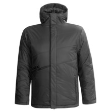 Burton Defender Snowboard Jacket - Insulated (For Men) in True Black - Closeouts