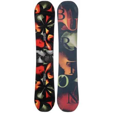 Burton Deja Vu Flying V Snowboard (For Women) in See Photo - Closeouts