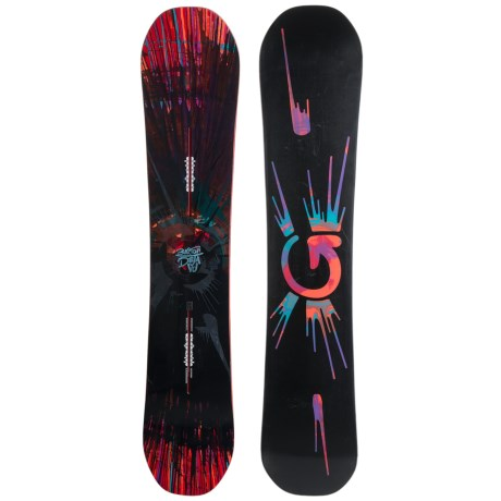 Burton Deja Vu FV Snowboard (For Women) in 146 Graphic