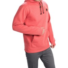 Burton Distill Hoodie (For Men) in Burner Heather - Closeouts
