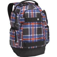Burton Distortion Backpack in Karl Plaid - Closeouts