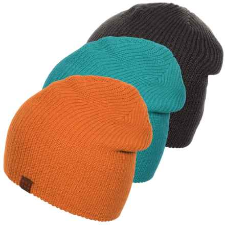 Burton DND Beanie -3-Pack (For Men and Women) in Faded/Larkspur/Maui - Closeouts
