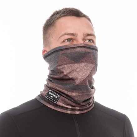 Burton Dri-Release® Neck Gaiter (For Men and Women) in Canyon - Closeouts