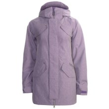 Burton Dylan Jacket - Waterproof, Insulated (For Women) in Mulberry - Closeouts