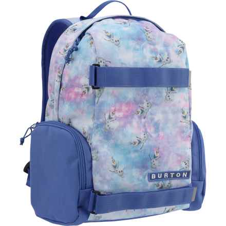 Burton Emphasis Backpack (For Big Kids) in Olaf Frozen Print - Closeouts
