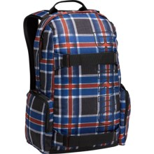 Burton Emphasis Backpack in Karl Plaid - Closeouts